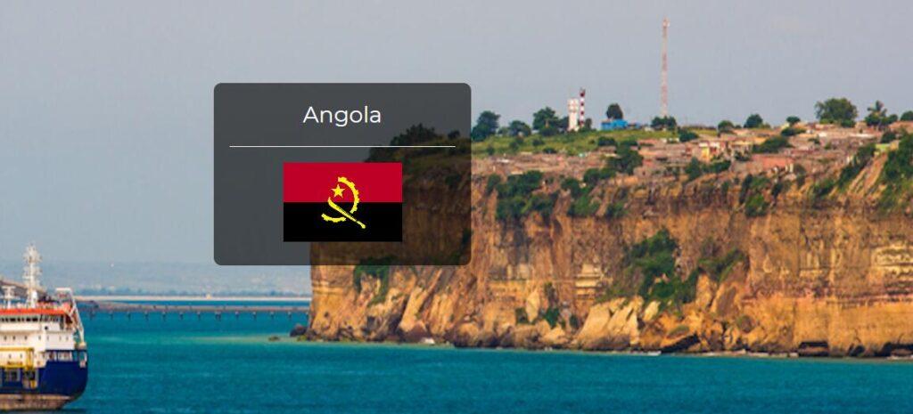 Angola Country Flag