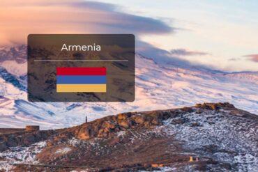 Armenia Country Flag