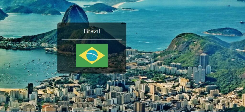 Brazil Country Flag