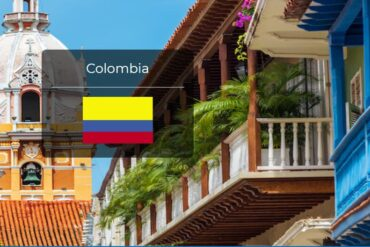 Colombia Country Flag