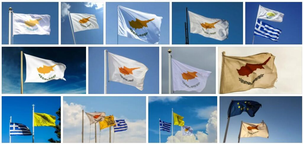 Cyprus Country Flag