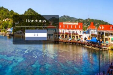 Honduras Country Flag