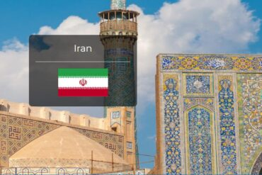 Iran Country Flag