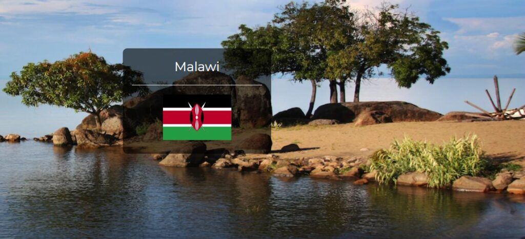 Malawi Country Flag