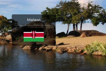 Malawi Country Flag