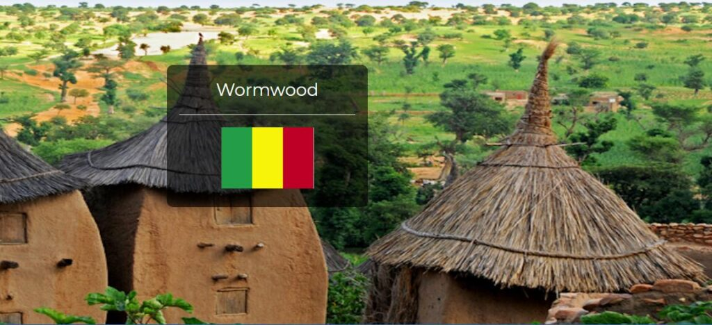 Mali Country Flag