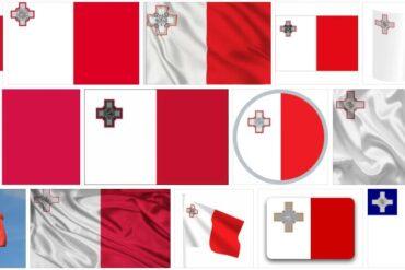Malta Country Flag