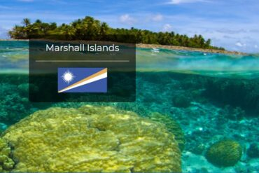 Marshall Islands Country Flag