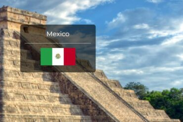 Mexico Country Flag