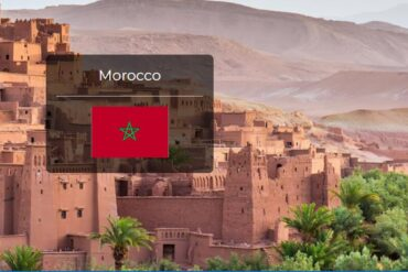 Morocco Country Flag