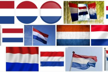 Netherlands Country Flag