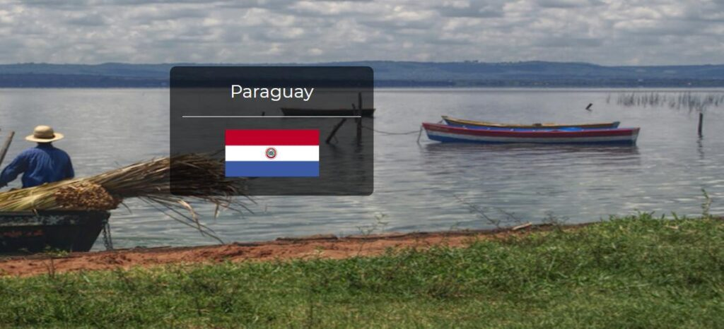 Paraguay Country Flag
