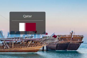 Qatar Country Flag