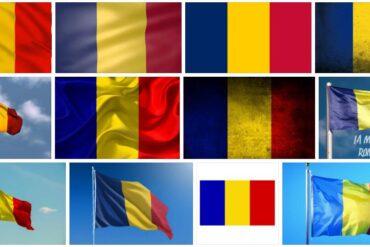 Romania Country Flag