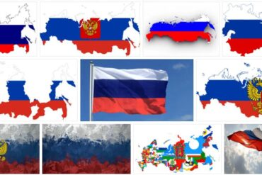 Russia Country Flag