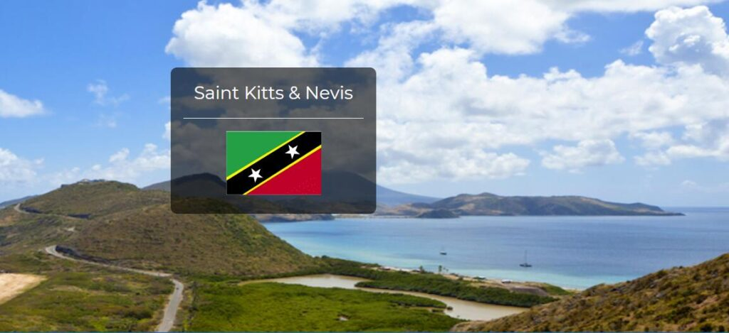 Saint Kitts and Nevis Country Flag