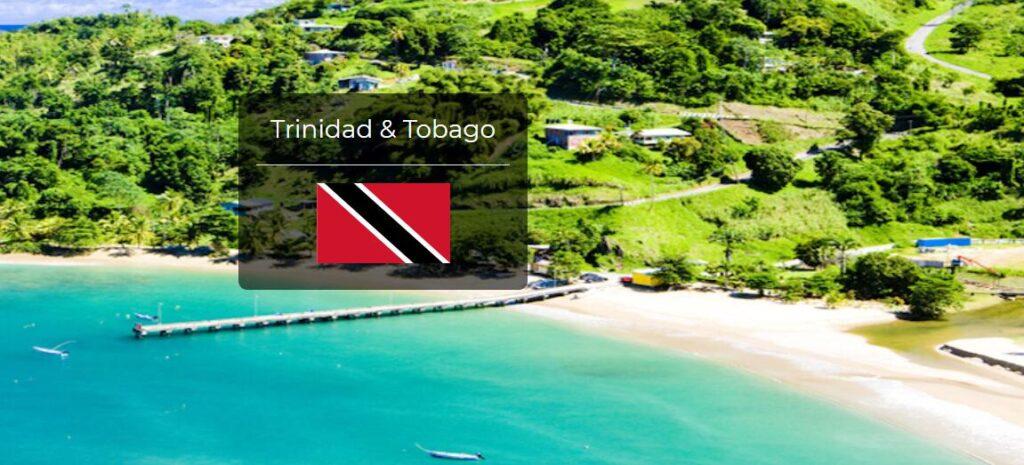 Trinidad and Tobago Country Flag