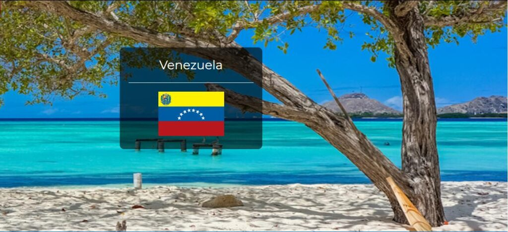 Venezuela Country Flag