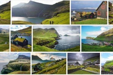 Study in Faroe Islands