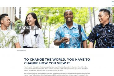 Learn About - Hawai'i Pacific University