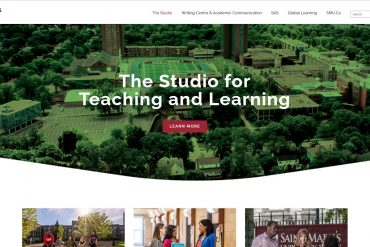 SMU The Studio for Teaching and Learning