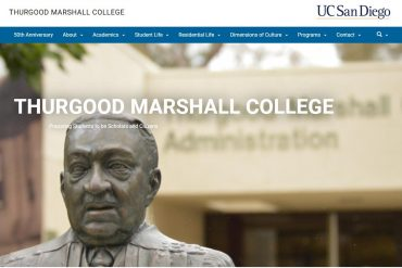 UCSD Thurgood Marshall College