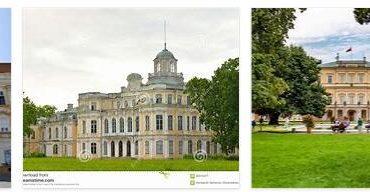 Nagytétény baroque palace