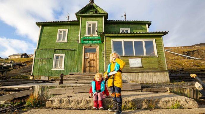 Family Adventure on Svalbard