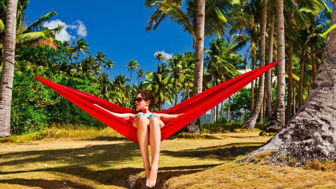Paradise Life and Beautiful Islands Around Cebu, Philippines