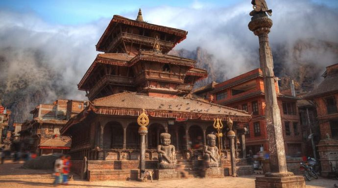 Temples, Homestay and Himalayas