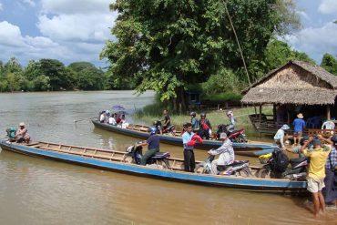 The Shortcut From Bangkok to Burma