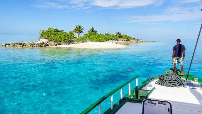 Travel in Maldives Part V